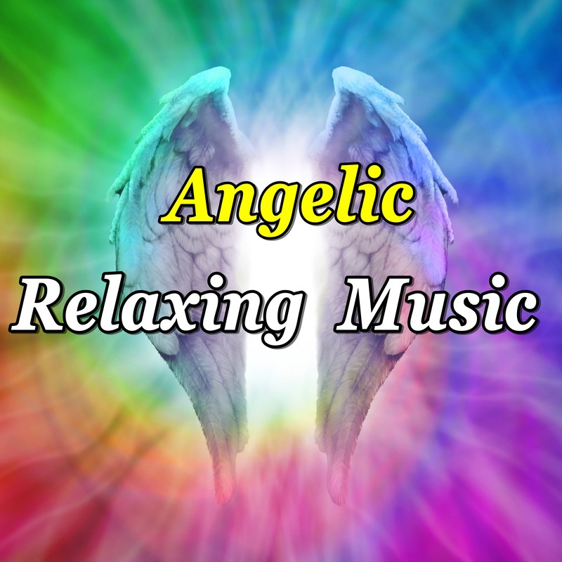 Beautiful Angelic Relaxing Music For Stress Relief and Healing