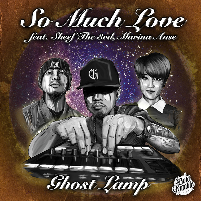 So Much Love (feat. Sheef The 3rd & Marina Anse)