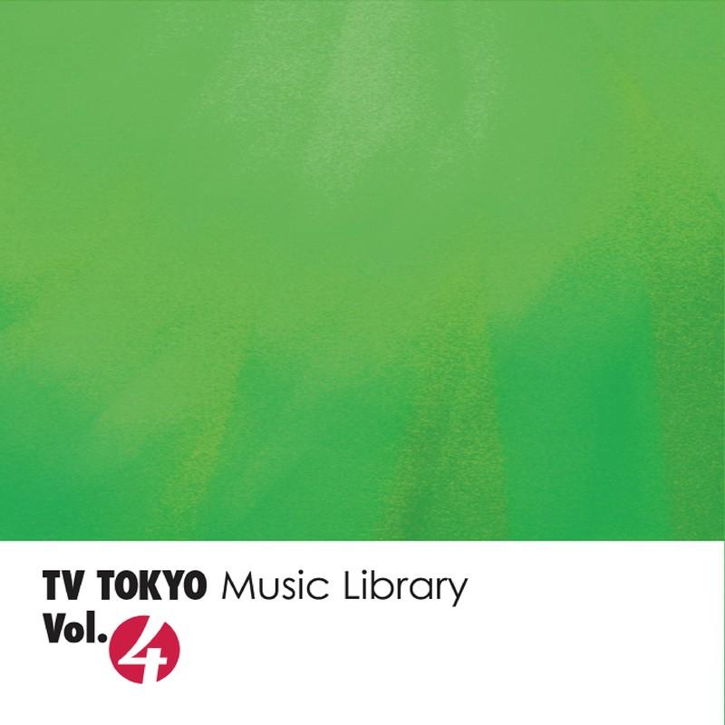 TV TOKYO Music Library Vol.4