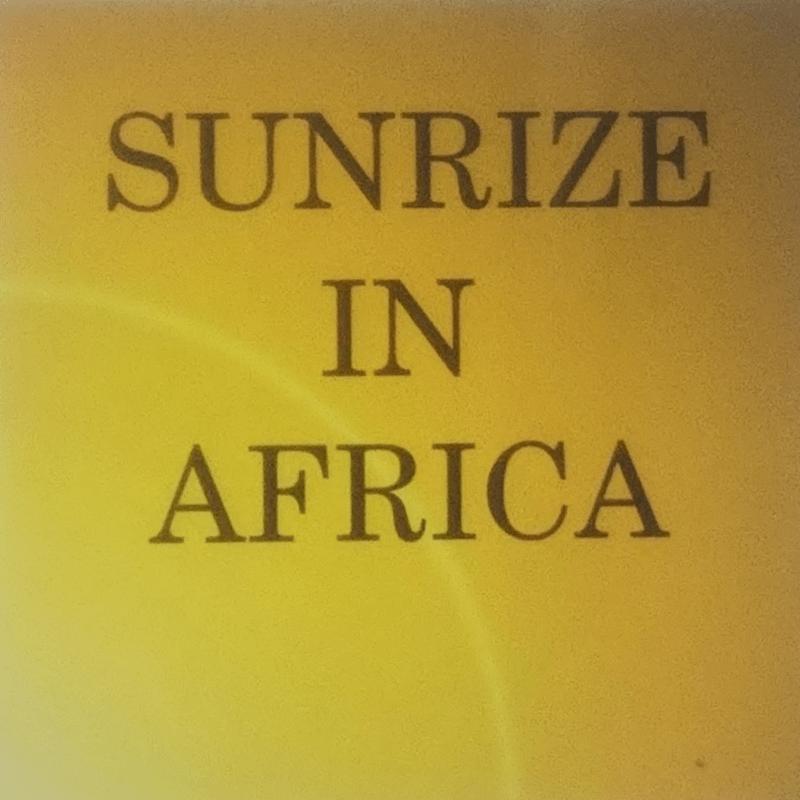 SUNRIZE IN AFRICA