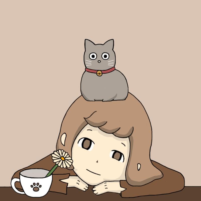 コーヒーが寄り添ってくれた (feat. GUMI)