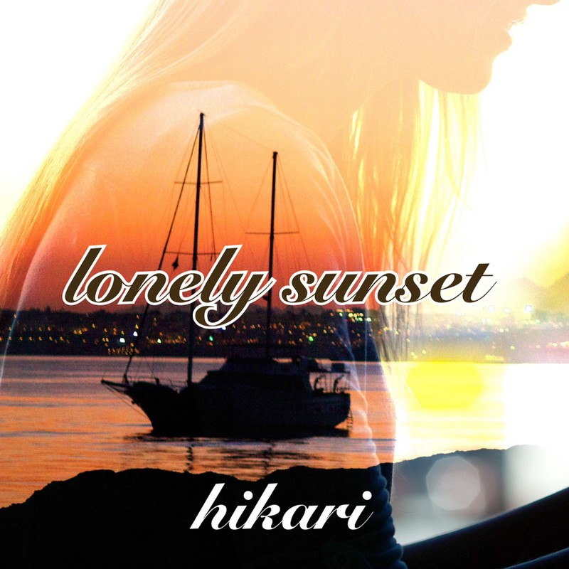 lonely sunset
