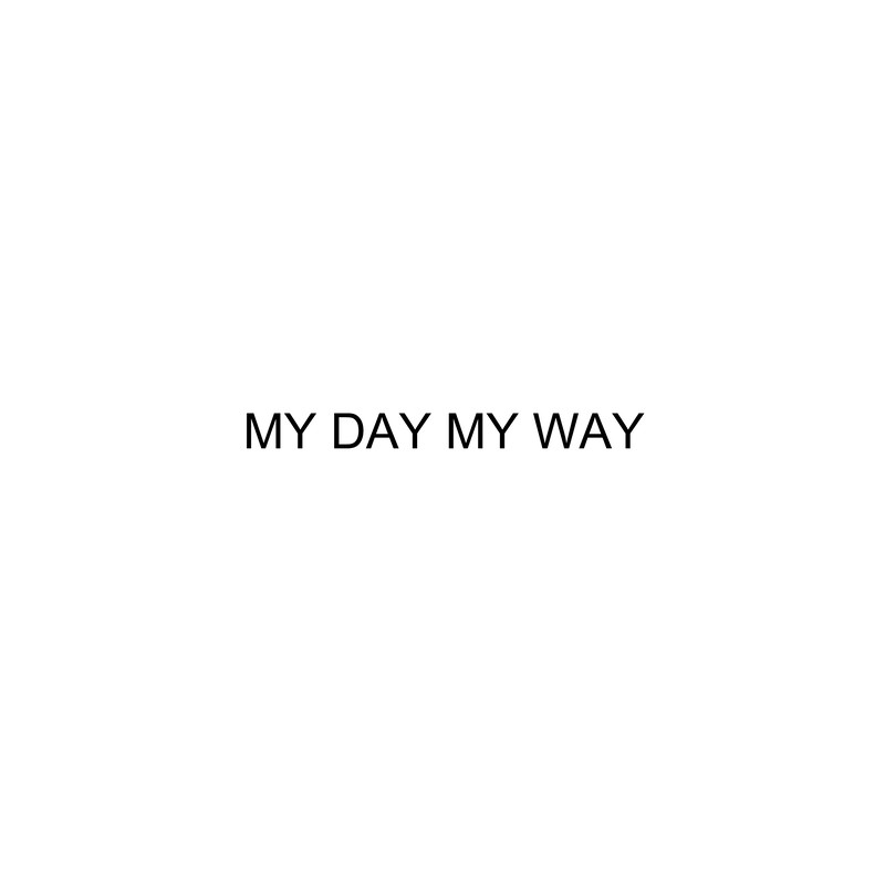 MY DAY MY WAY