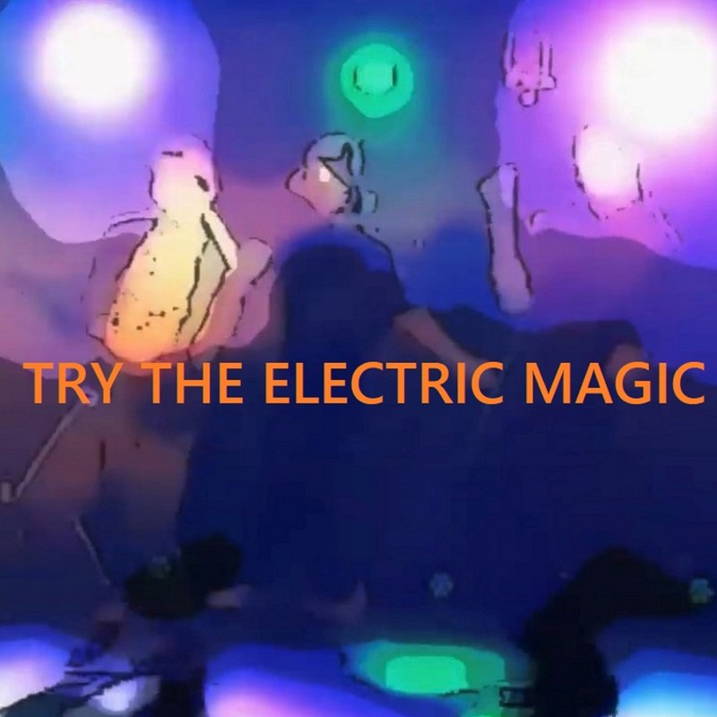 Try the electric magic