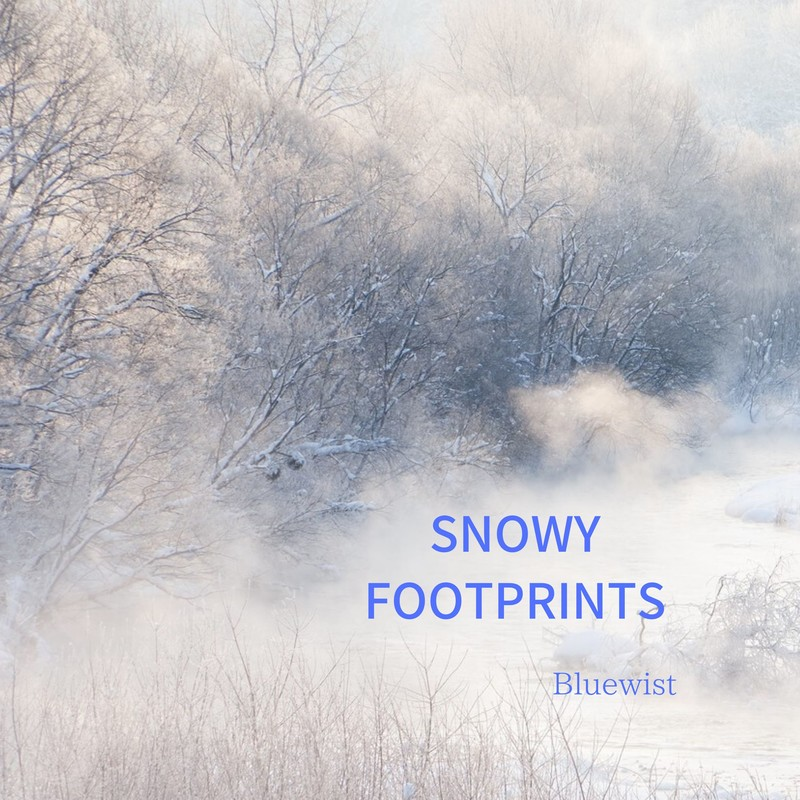 Snowy Footprints