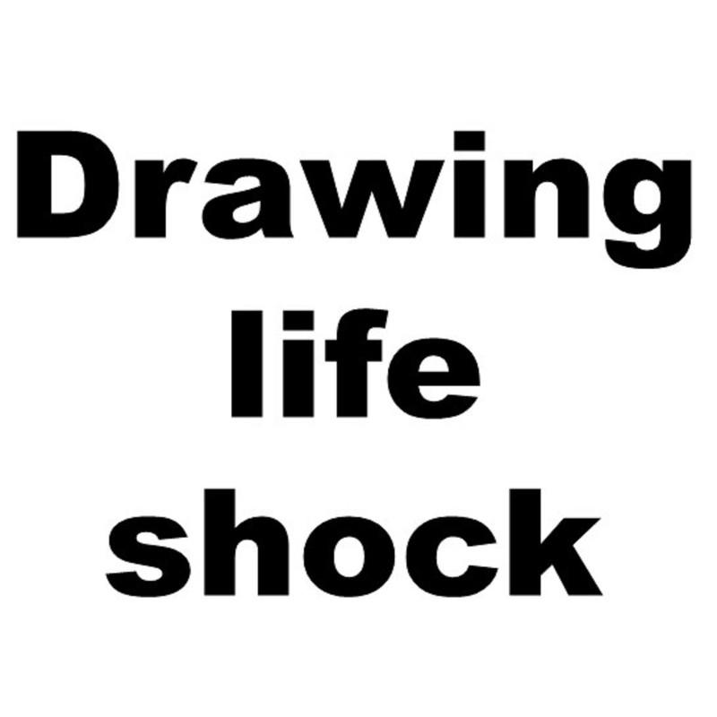 drawing life shock