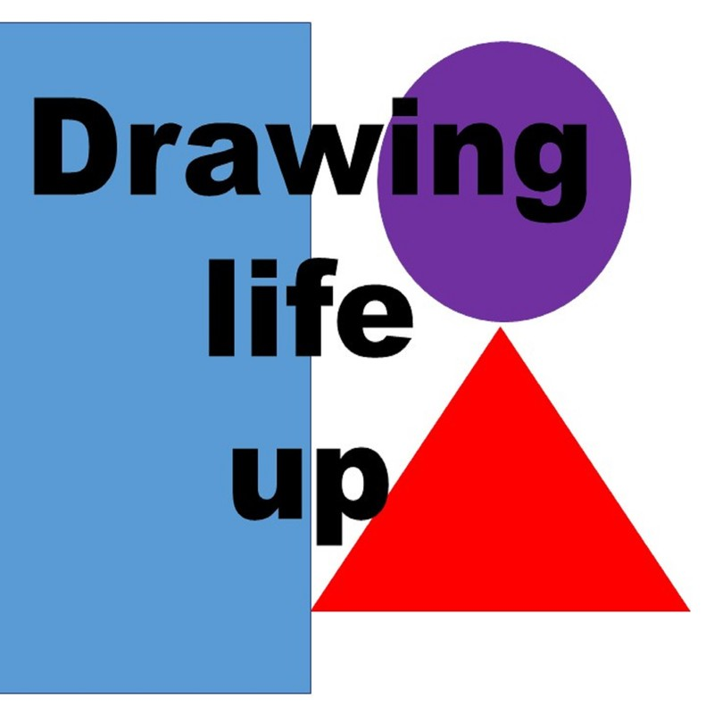 drowing life up