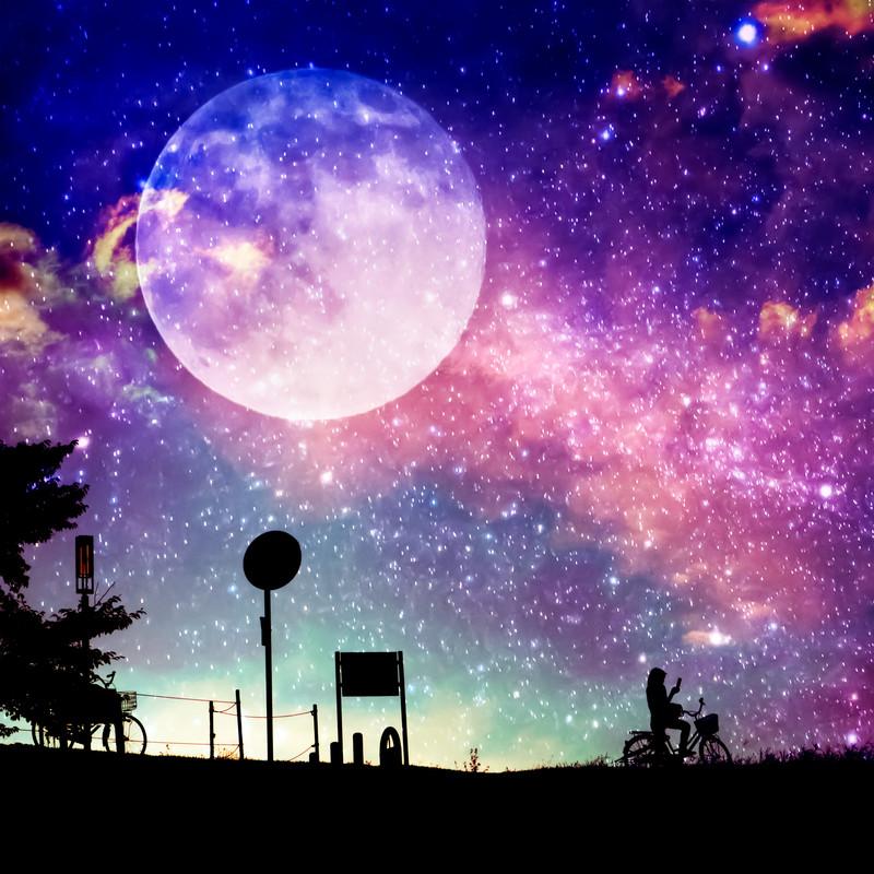雨音クラシック ~月の光~