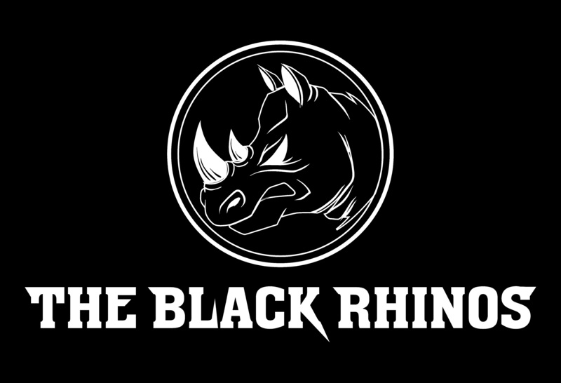 THE BLACK RHINOS