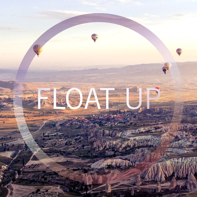 Float up