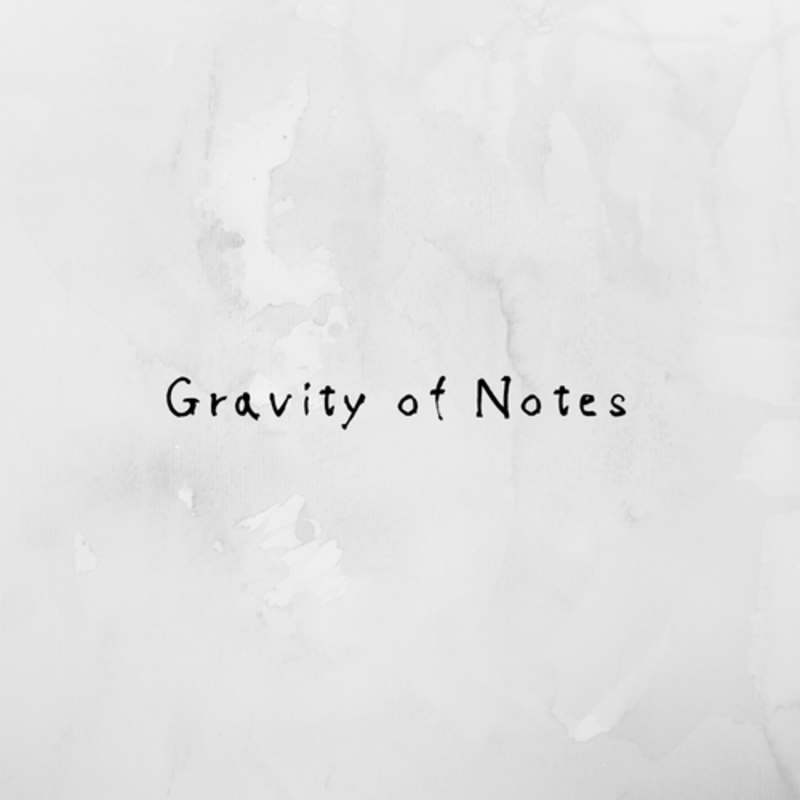 Gravity of Notes