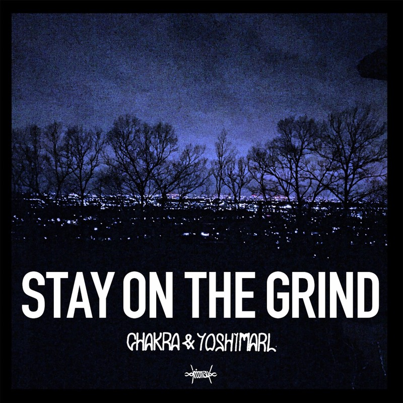 STAY ON THE GRIND