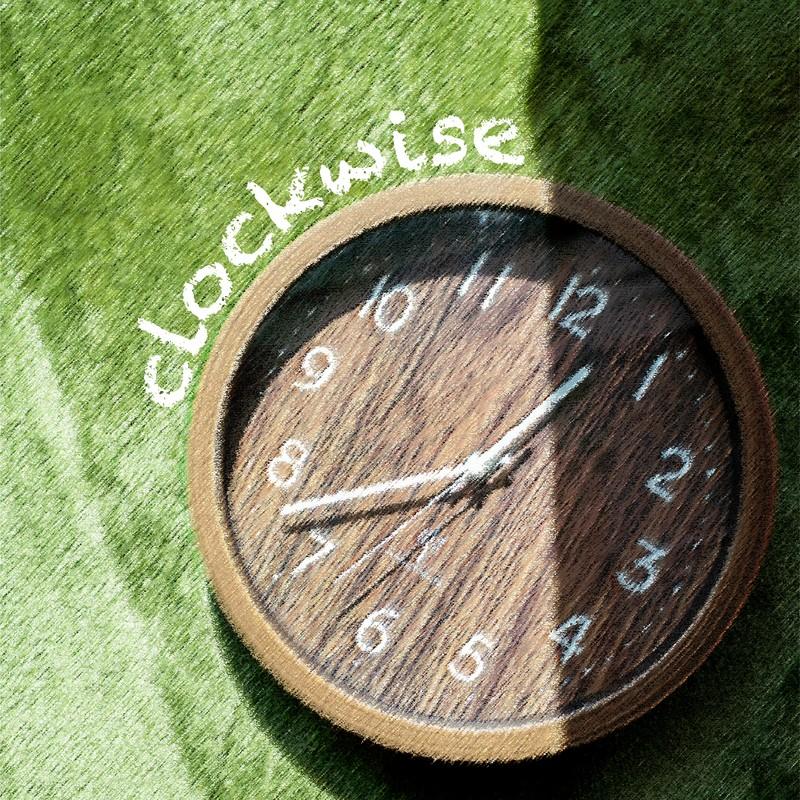 clockwise (feat. ciibar)