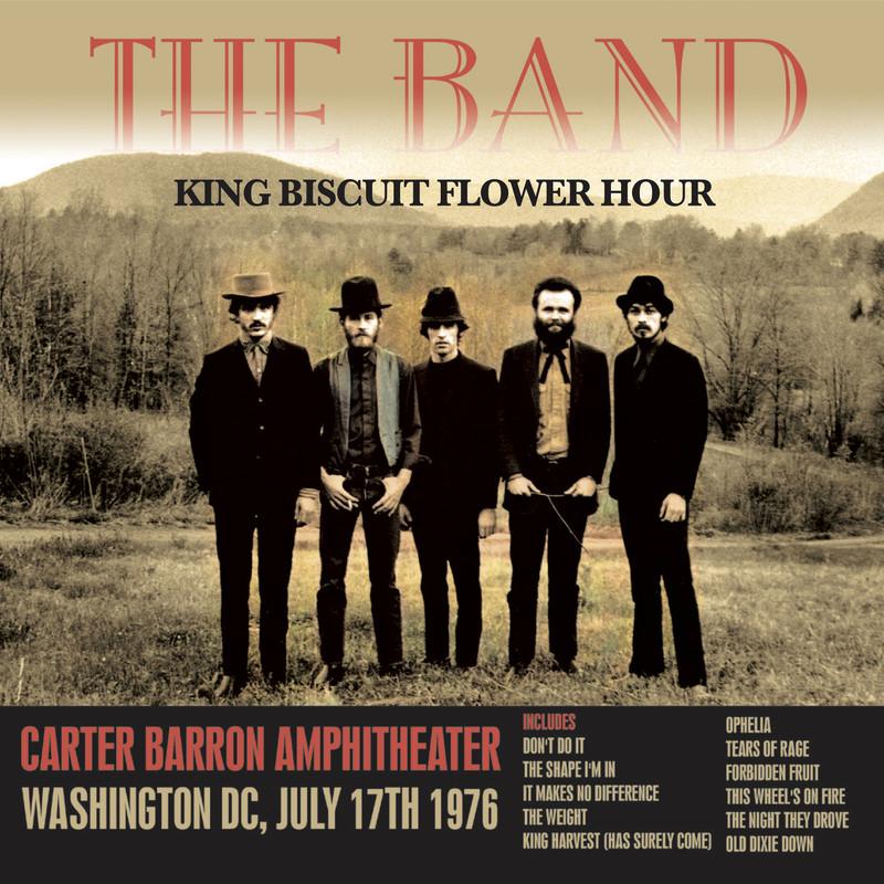 ライヴ・イン・ワシントン DC 1976 ~キング・ビスケット・フラワー・アワー~ (Live)