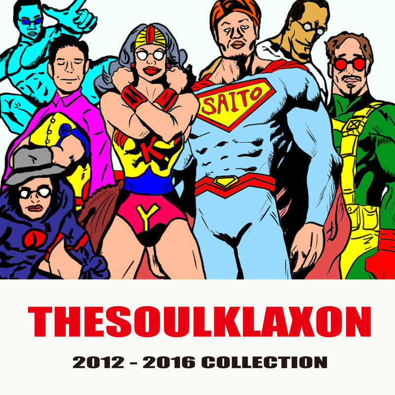 BEST THE KLAXON 2012-2016 Collection