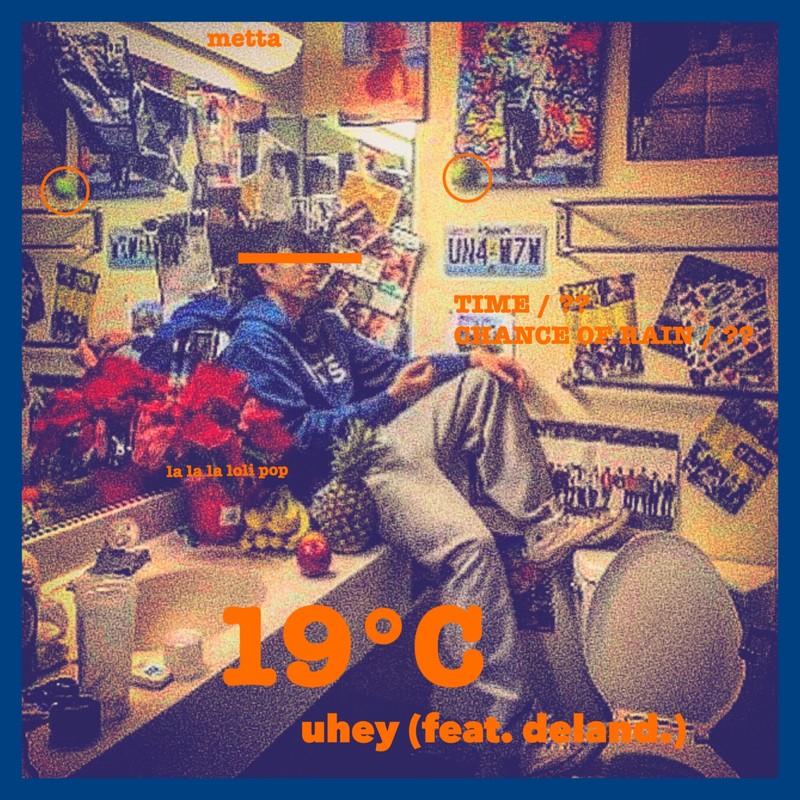 19℃ (feat. deland.)