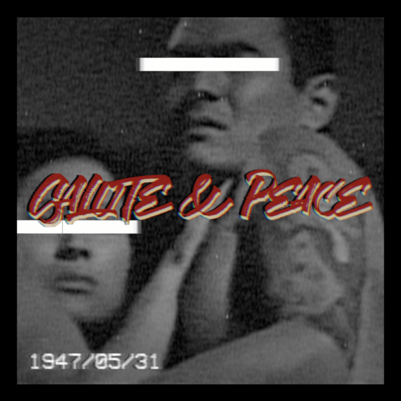 Salute & Peace
