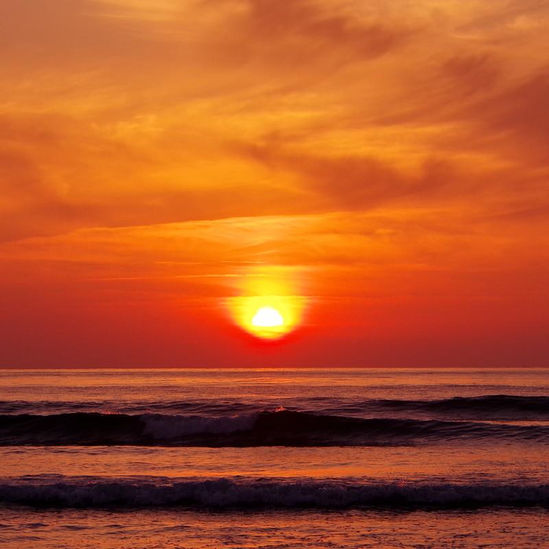 永遠に浜辺で
