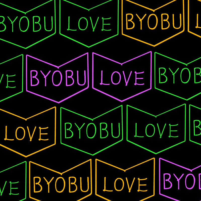 BYOBU LOVE