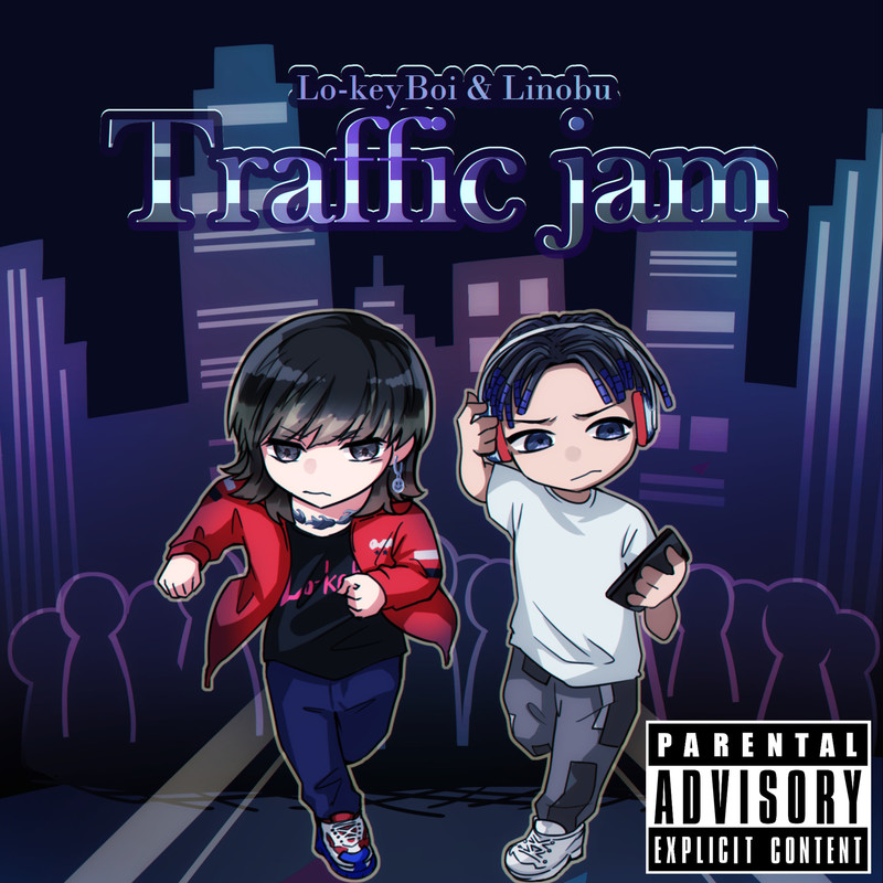 Traffic Jam (feat. Linobu)