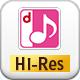 dミュージック powered by レコチョクでハイレゾ版を購入する